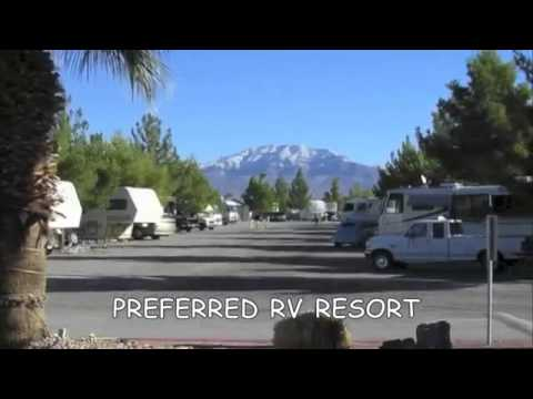 Pahrump , NV   A Snowbirds Guide to the RV Resorts of Pahrump, NV