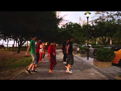 Jamilah (SIMPLE DANCE STEPS) - Tanjung Lipat Flash Mob!