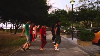 Jamilah - Tanjung Lipat Flash Mob!