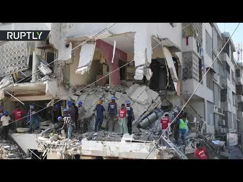 Pakistan explosion | Several killed and injured in Karachi building blast