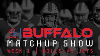 C1 BUF: Bills vs. Jets Preview with Connor Rogers