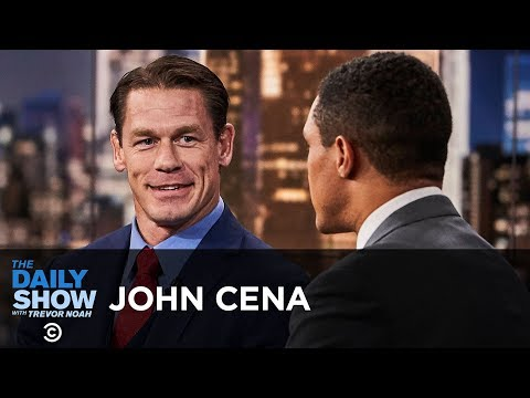 "John Cena - ""Elbow Grease"" & Bringing the WWE to China 