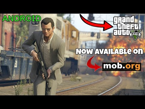 How To Download And Install GTA5 Visa2 Game Files On Android Device (Hindi /Urdu /English)