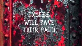 Machine Head- Clenching the Fists of Dissent (lyrics)