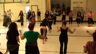 turkish gypsy dance roman havasi istanbul workshop