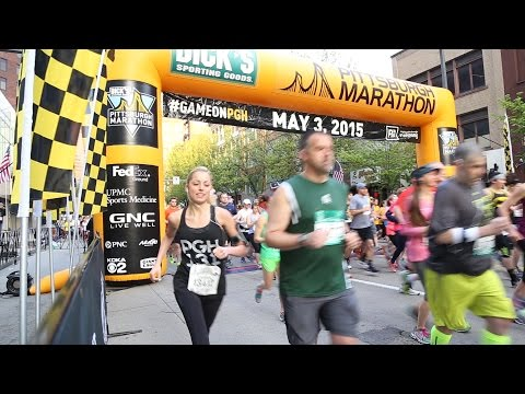 Last-minute marathon tips from Dr. Mares | UPMC Sports Medicine