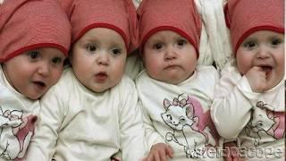 Близнецы-Четверняшки Родились у 65-летней Аннегрет Рауниг , Хотя у нее Уже есть 13 Детей и 7 Внуков!