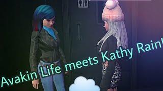 Avakin Life: Kathy Rain