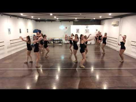 Peninsula School of Dance Disneyland Audition 2019