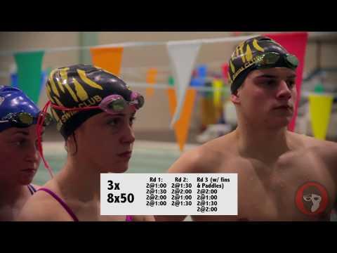 Practice + Pancakes: Columbia Swim Club Takes On