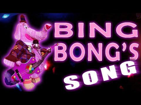 BING BONG SONG Inside Out Nursery Rhyme Sing Along Lyrics Joy & Sadness Disney Inside Out Movie