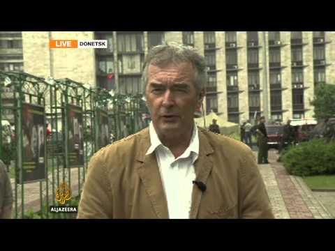 Ukraine general dies as helicopter shot down
