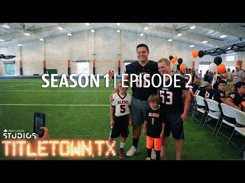 Titletown, TX., episode 2: The Beast Comes East