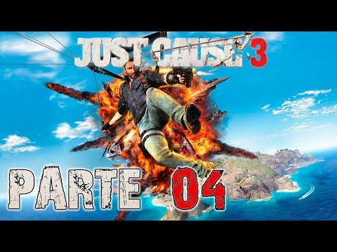 Just Cause 3 PC - PARTE 4 | Una Reacción Terrible |
