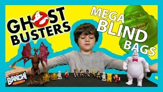 GHOSTBUSTERS Toys Mega Mini Blind Bag Slimer Surprise | Banchi Brothers Toy Review thumbnail