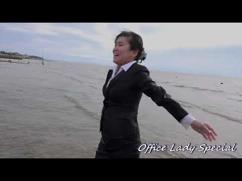 Bathing in the sea with suit