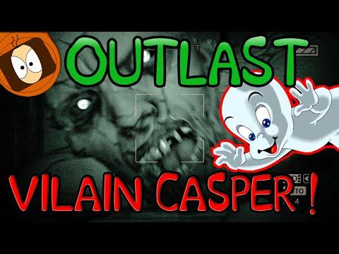 OUTLAST | VILAIN CASPER : FIN DU JEU !!!