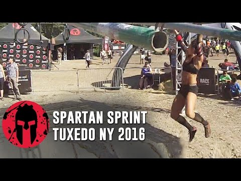 Spartan Race Sprint 2016 All Obstacles