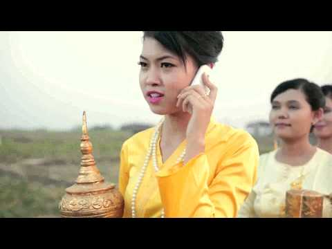 Myanmar Post & Telecommunication's TVC promotion