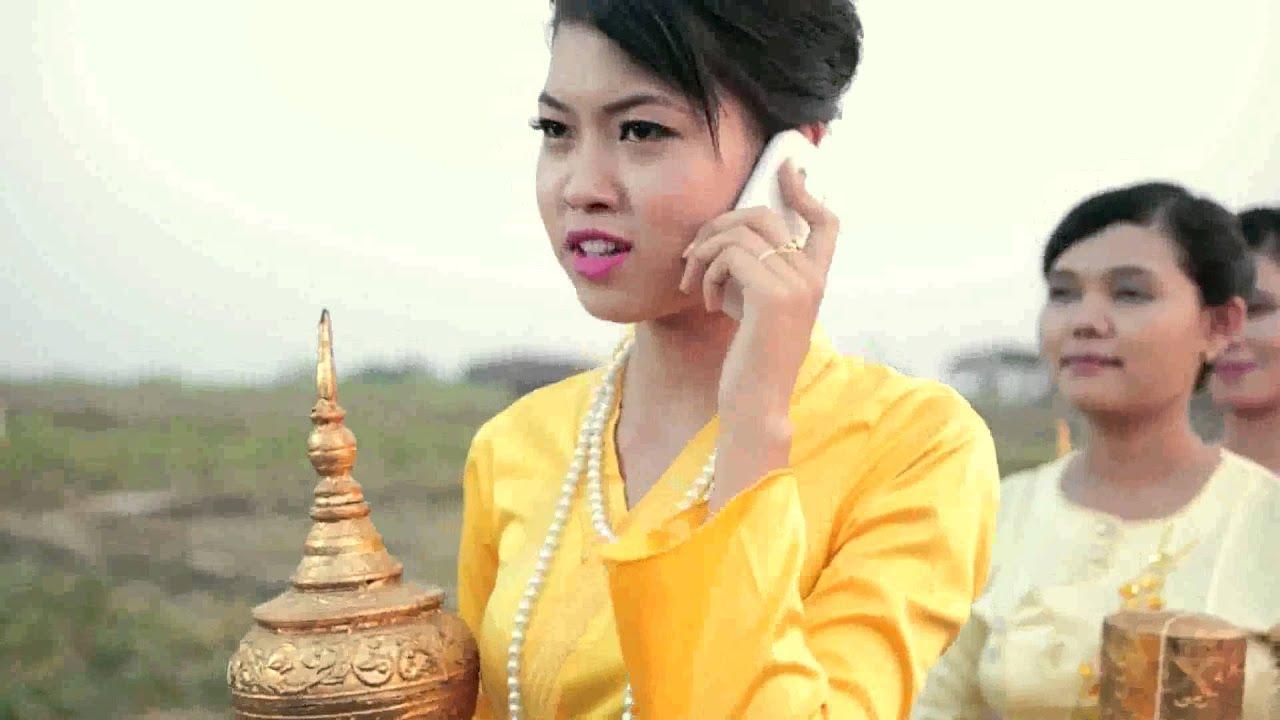 Myanmar Post & Telecommunication's TVC promotion