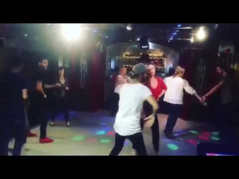 Cuban Salsa Free Style Men and Lady Style with Mariano Hombre - Havana People Salsa