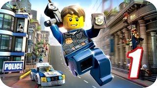 LEGO City Undercover [Xbox One] Gameplay Español - Capitulo 1 - Caras Nuevas y Viejos Enemigos