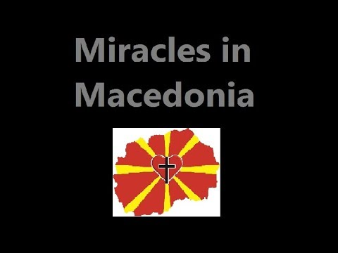 Miracles in Macedonia official trailer