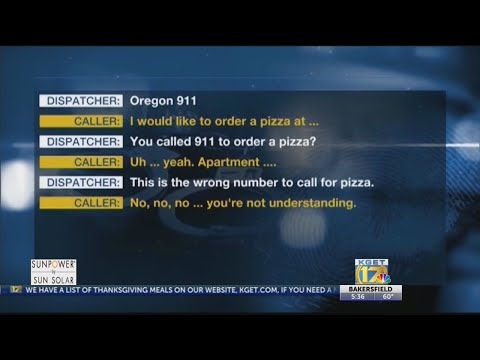 image for Quick-thinking domestic violence victim orders a pizza to alert police