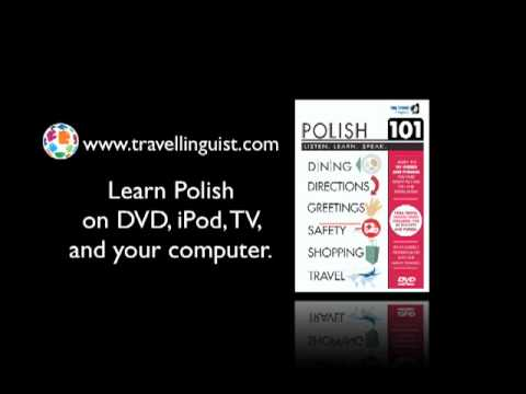 Polish 101 - Directions - Level Three