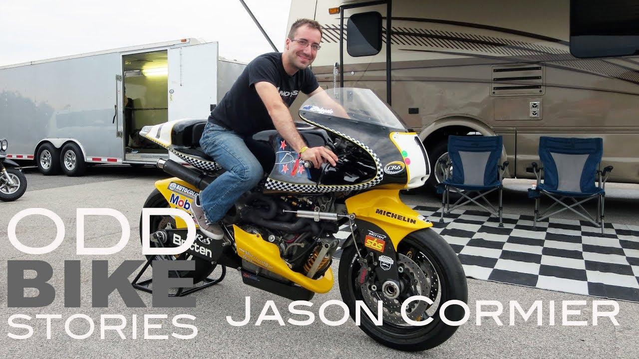 OddBike Stories Jason Cormier