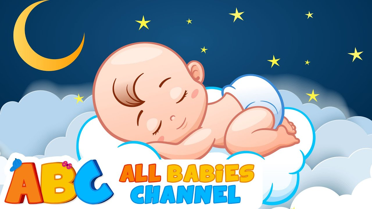 Lullaby Soothing Music for Babies To Go To Sleep | Bedtime Relaxing Music | All Babies Channel