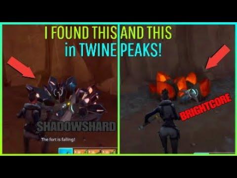STW TWINE PEAKS Fortnite!! (Save The World) Tips & Tricks + Farming *SUNBEAM*