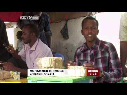 Somalia's Bakaara Market