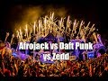 Ten Feet Tall Vs One More Time Afrojack Mashup Ft Daft Punk And Zedd Tomorrowland 2018 mp3