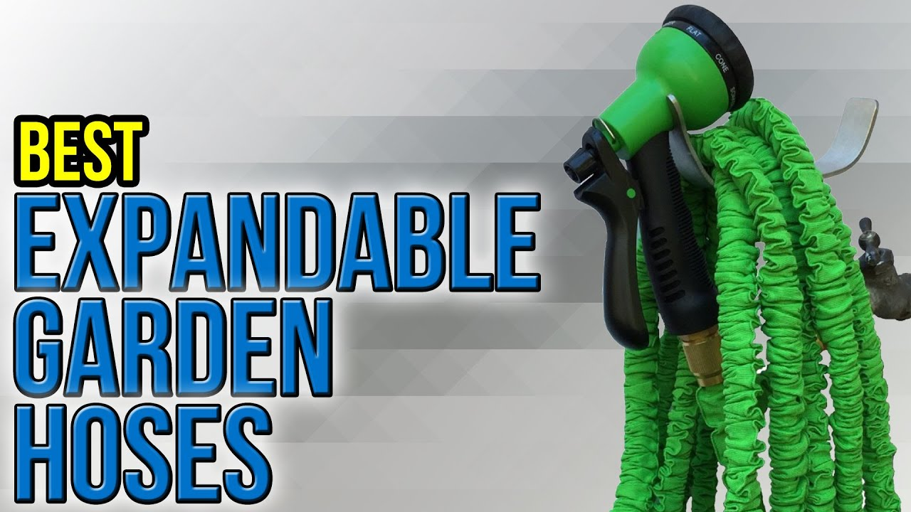 8 best expandable garden hoses 2017 youtube