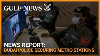 Facial recognition at Dubai Metro stations to identify wanted criminals