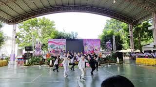 CHANGE Cover BTS - INTRO + IDOL + ON 20200929 @โรงเรียนโชคชัยสามัคคี