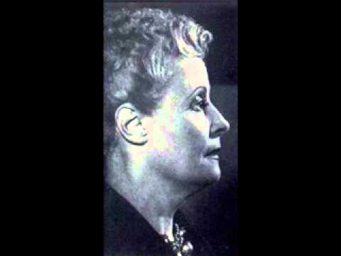 Jeanne-Marie Darré plays Saint-Saëns Toccata Op. 111