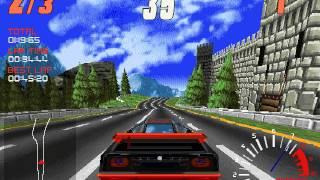 DOS Game: Screamer