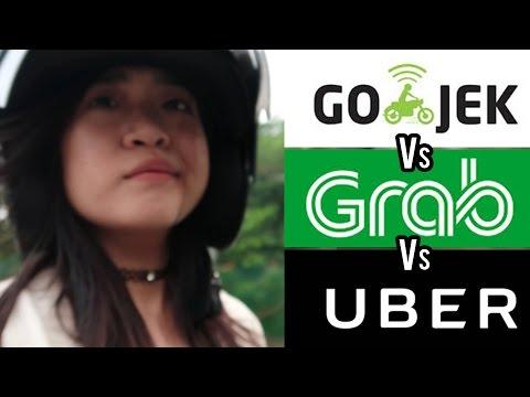 [SOCIAL EXPERIMENT] GOJEK vs. GRAB vs. UBER. YANG MANA PALING OKE?