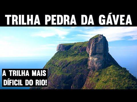 Trilha pra Pedra da Gávea (HD)