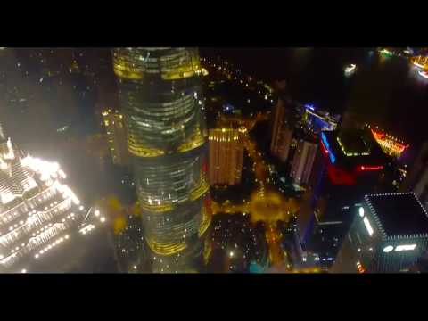 The Best Aerial Videos of Shanghai