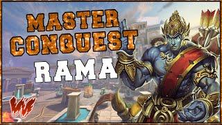 Rama, No veas como enchufa :D! - Warchi - Smite Master Conquest S7 #StreamCam