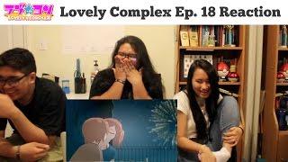 Lovely Complex Ep. 18 Reaction | The PJK