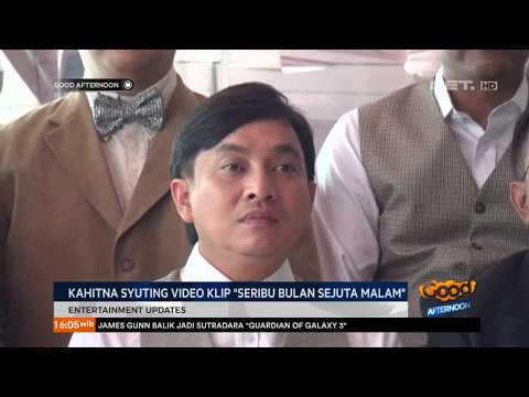 Kahitna Syuting Video Klip Seribu Bulan Sejuta Malam