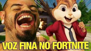 A VOZ FINA ft. Chico   MODIFICADOR DE VOZ no FORTNITE