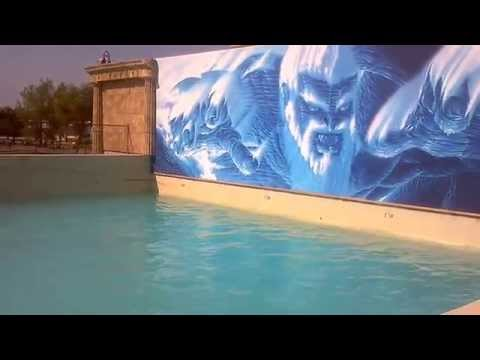 MT Olympus Wisconsin Dells wave pool