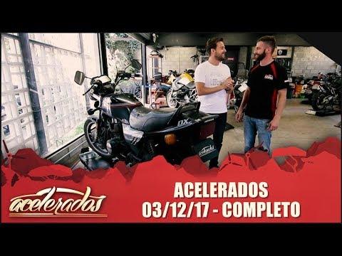 Acelerados (03/12/17) | Completo