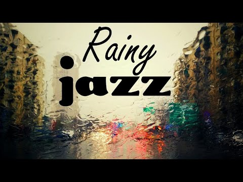 Relaxing Rainy JAZZ - Amazing Cafe Piano & Saxophone Jazz Music for Studying, Sleep, Work O58132590