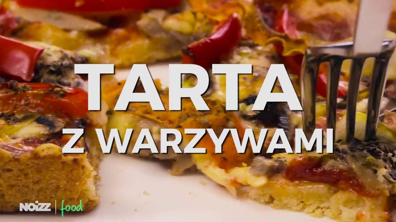 Tarta Z Warzywami Noizz Food Youtube